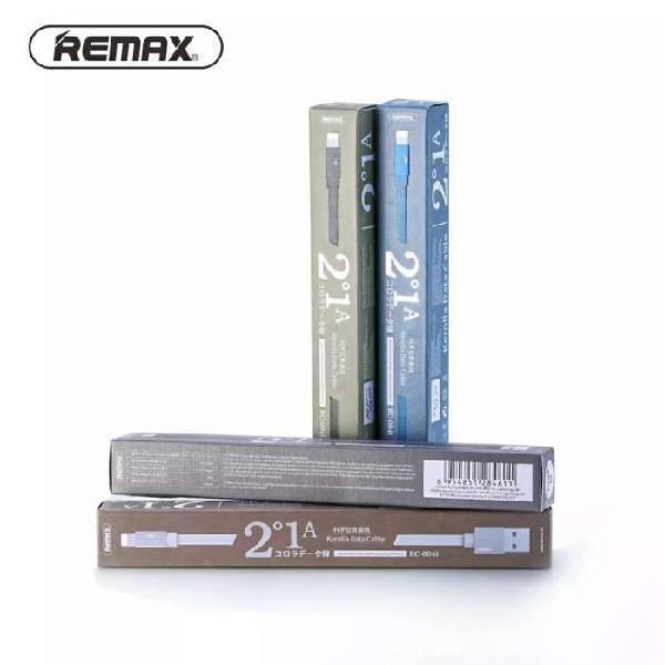 CABLE DE DATOS TIPO C REMAX 2MT