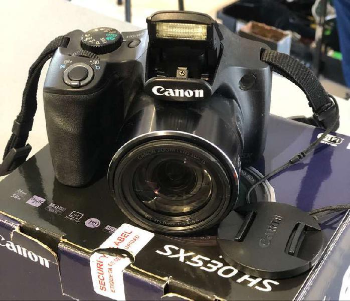 Camara Canon SX530 Full HD