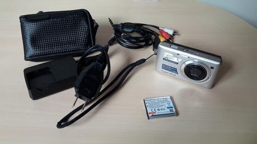 Cámara Digital Compacta Sony Dsc-w390-14.1 Casi Nueva