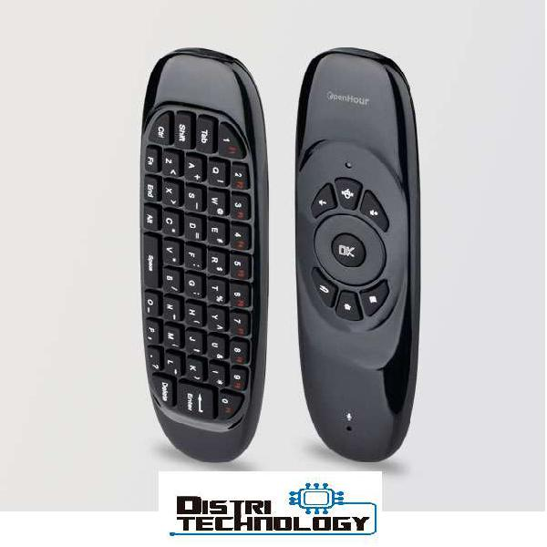 Control Air Mouse inalámbrico Smarttv Tv