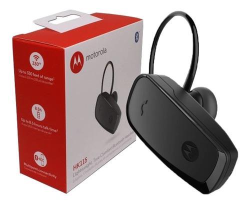 Motorola - Audífono Manos Libres Bluetooth Hk105 - Negro
