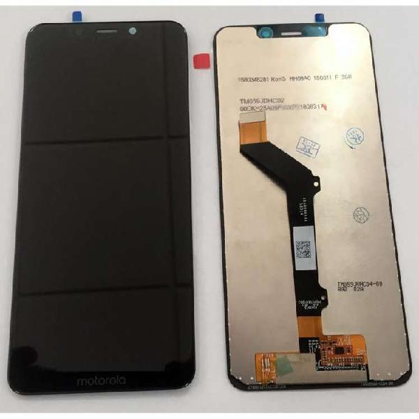 Pantalla Motorola Moto One Moto E4 Plus X4 G5 G5S G6 Play G6