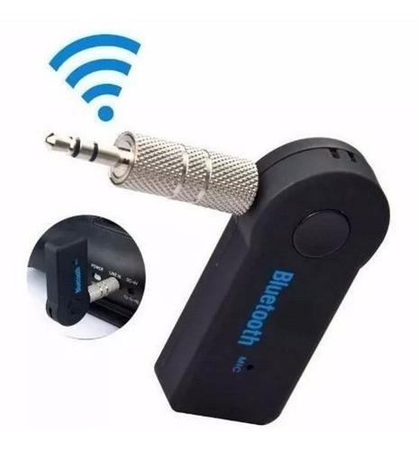 Receptor Bluetooth Adaptador Manos Libres B01 Recargable Aux