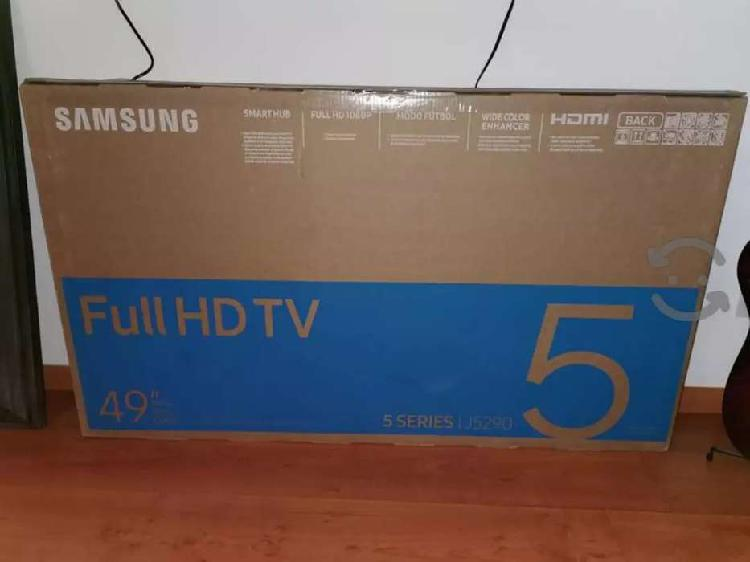 SMART TV DE 49 P. 6 meses de uso, se vende para REPUESTOS