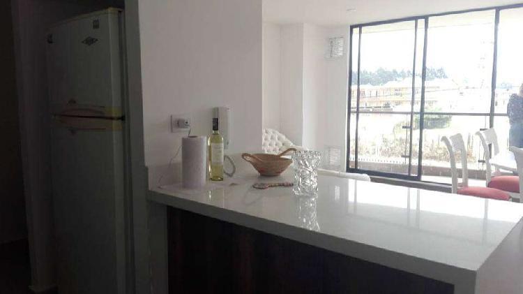 Se vende espectacular apartamento en Chia