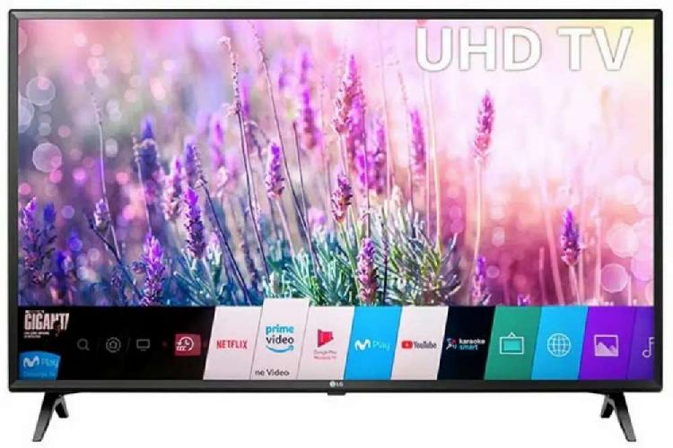 "TV LG 49"" LED UHD/4K SMART TV 49UM7300PDB"