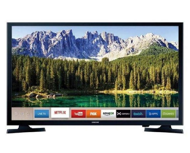 "Televisor 43"" Samsung UN43J5200 LED Smart TV"