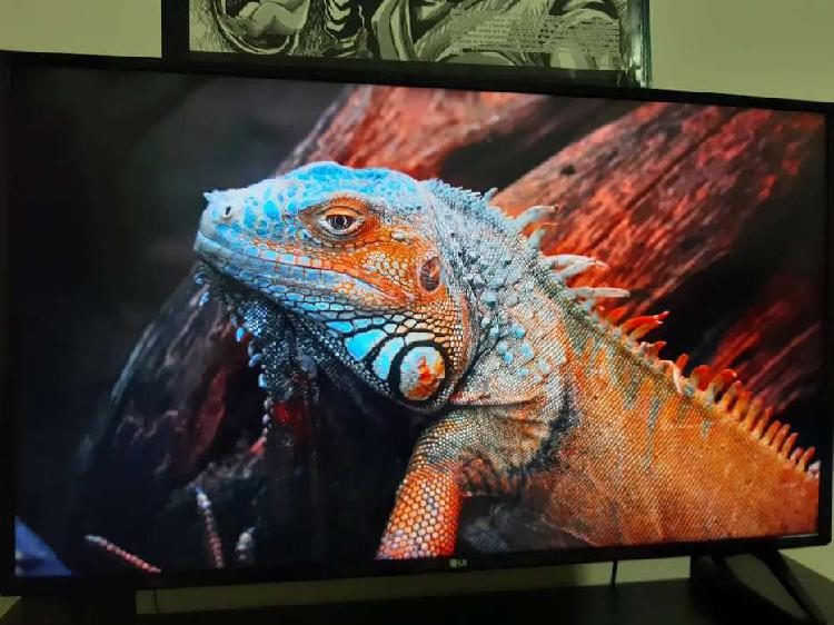 "Tv LG 43"" Smart Tv 4k (Smart WebOs)"