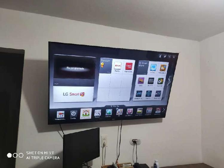 Tv LG Smart tv de 55 pulgadas con 3d y control magic