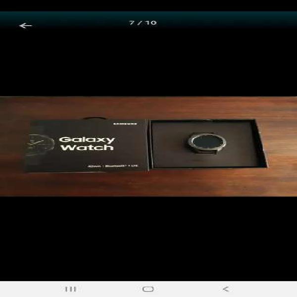 Vendo A 70 y galaxy watch como nuevo