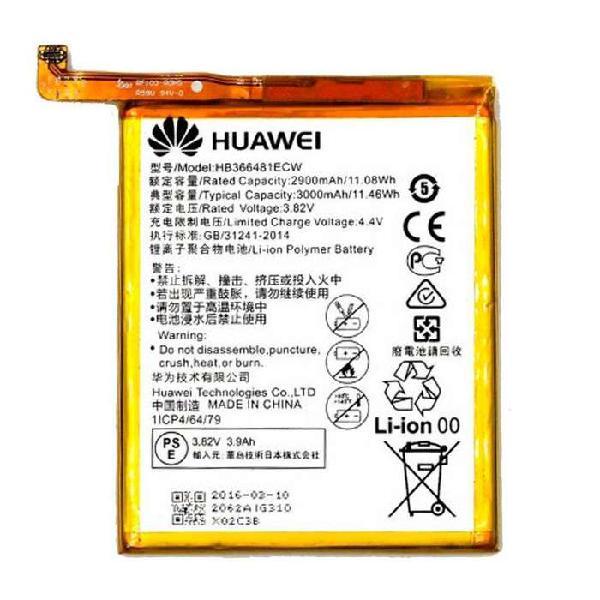 Batería Huawei P9 Lite Instalada