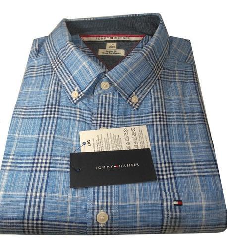 Camisas Originales Tommy Hilfiger Talla L 16 Ó 16,5 Scalia