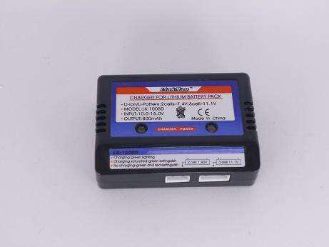 Cargador Baterías Polímero De Litio 2 Y 3 Celdas 7.4v