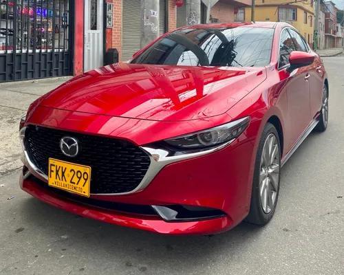 Mazda 3 Grand Touring 7 Generación
