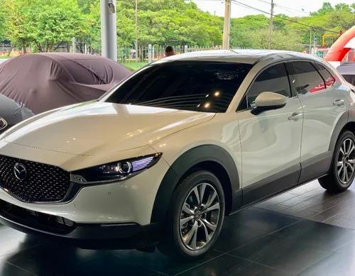 Mazda Cx30 Grand Touring Lx Blanca Awd 2.5l | 2021