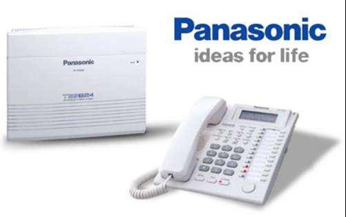 PLANTA TELEFONICA PANASONIC KX-TES824 3 LINEAS Y 8 EXTS