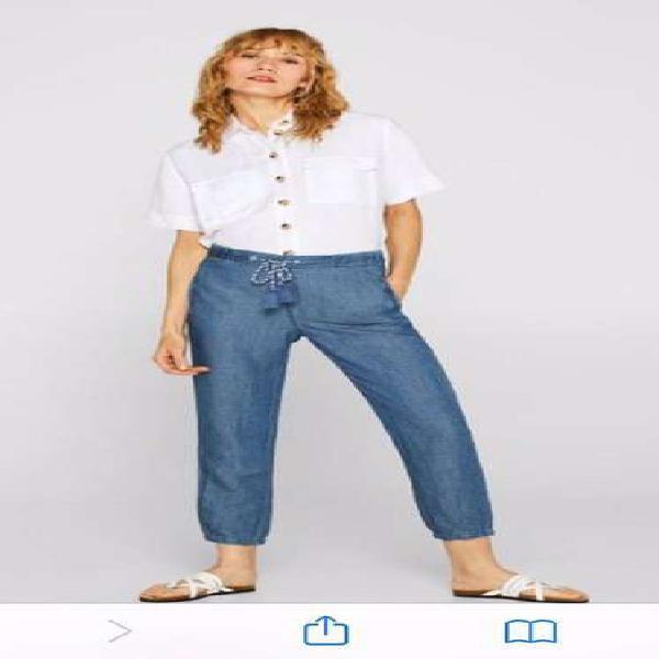 Pantalón esprit mujer nuevo