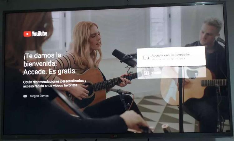 "TV LG LED DE 42"" SMARTV 3D TDT FULL HD"