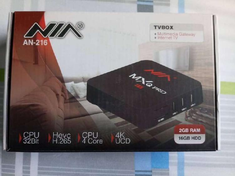 TVBOX MXQ PRO 4K WIFI