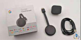 Vendo Google Chromecast Tercera Generación
