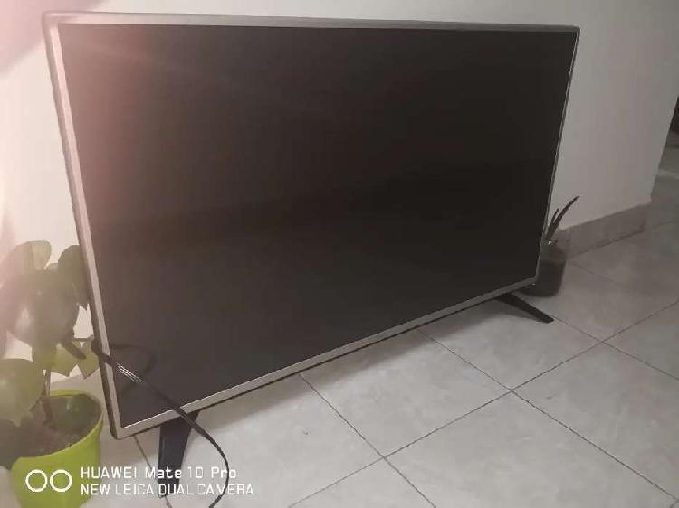 Vendo tv lg de 43 para repuestos