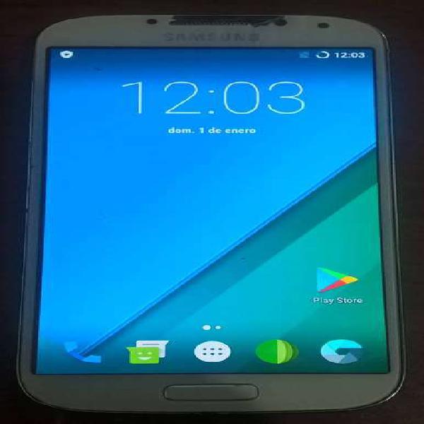 Celular Galaxy S4 i9500 para repuestos