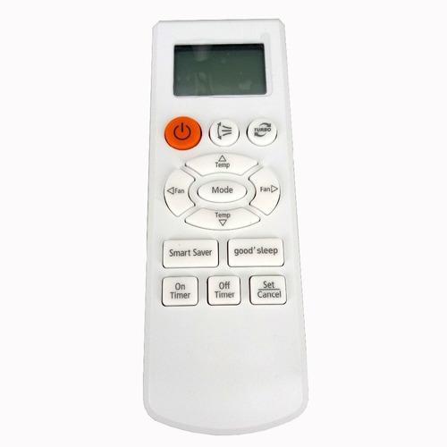 Control Remoto Aire Acondicionado Samsung+baterias+forro