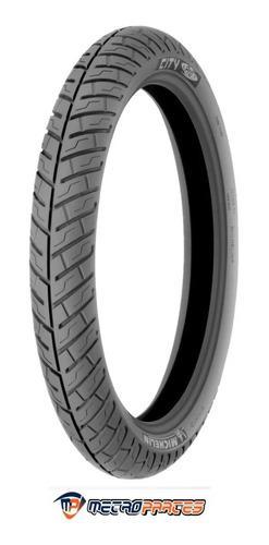 Llantas Llanta Moto Michelin 2.75 Rin 18 City Pro Tt 275