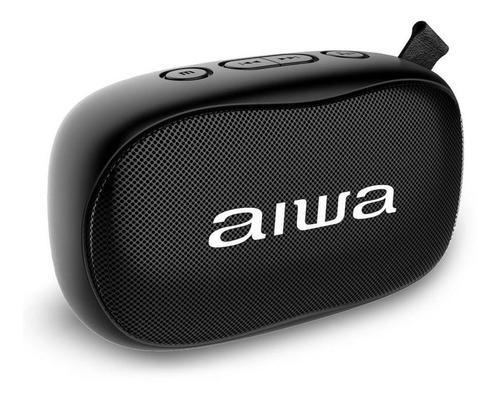 Parlante Bluetooth Fm Bocina Inalambrica Portatil Aiwa Aw 21