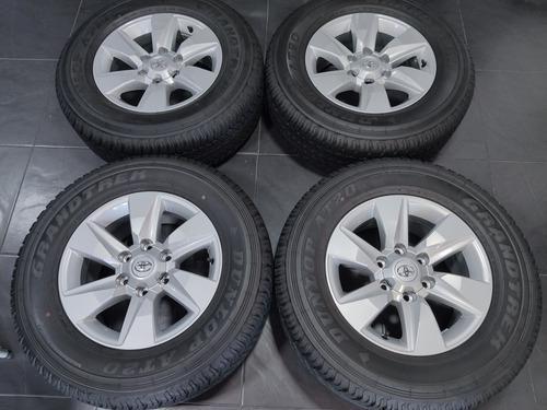 Rines Toyota 17 Llantas Bridgestone