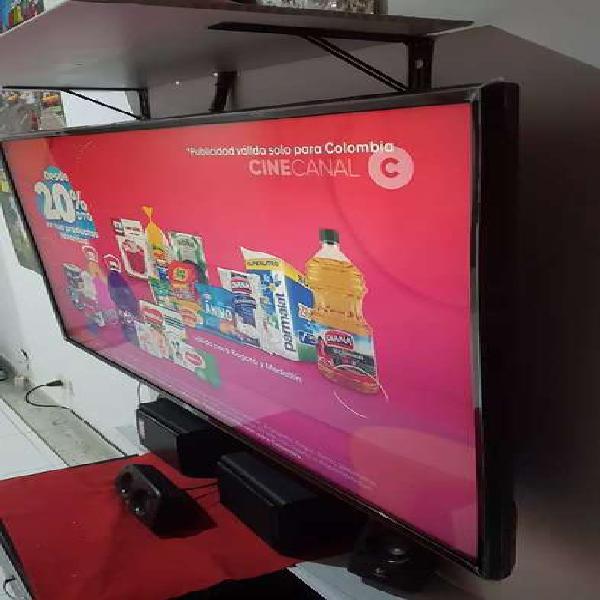 SMART TV 4K UHD CON HDR DE 49 PULGADAS CASI NUEVO 3MESES DE