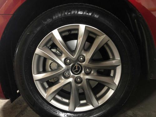 Set Rines De Lujo Mazda 3 16 Con Llantas Michelin 215 55 16