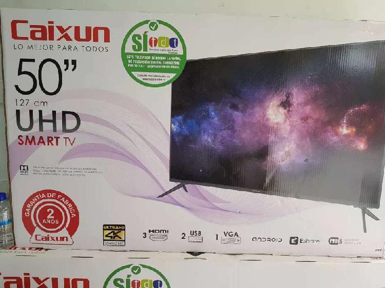TV LED 50 SMARTV UHD 4K NUEVO