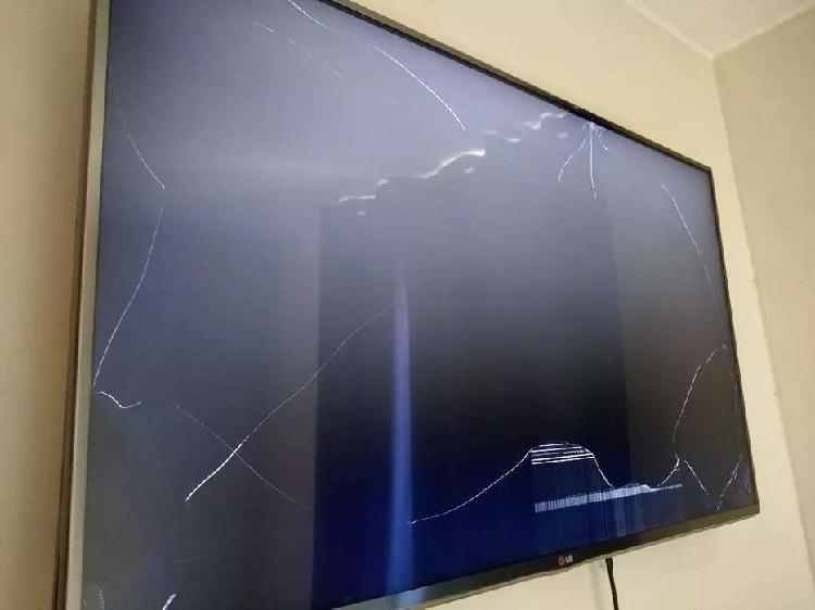 Televisor LG 47LB650T para repuestos