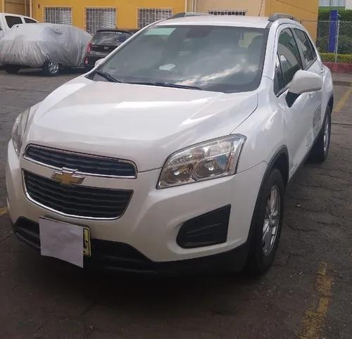 Vendo Chevrolet Tracker 2016 Pública