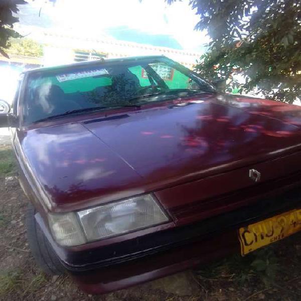 Vendo Renault 9 modelo 95 al día de papeles y mecánica