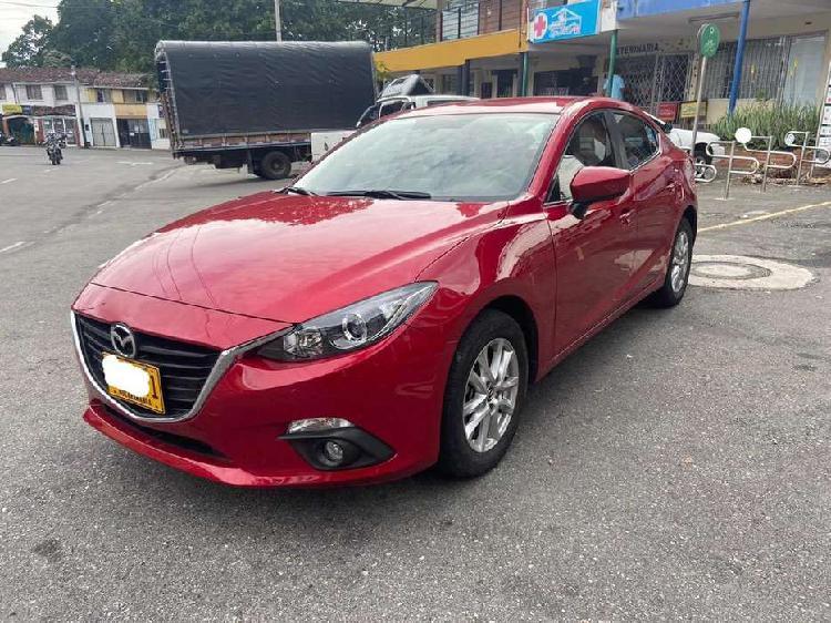 Vendo hermoso Mazda 3, Touring 2017 Automatico como nuevo.
