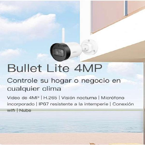 Camara Imou 4 megapixeles Wifi con micro sd