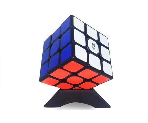 Cubo Rubik 3x3 Qiyi Sail W + Base De Regalo Nuevo Y Original