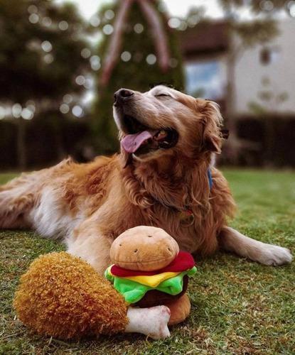 Juguetes Peluches De Comida Para Perro