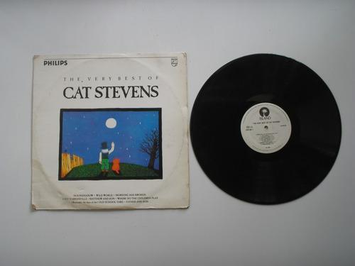 Lp Vinilo Cat Stevens The Very Best Of Cat Stevens Col 1990