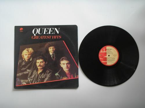 Lp Vinilo Queen Greatest Hits Edicion Colombia 1981