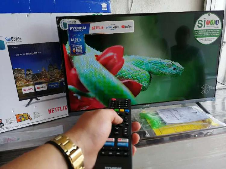 TELEVISOR DE 32 PULGADAS, SMART TV CON TDT, TOTALMENTE NUEVO
