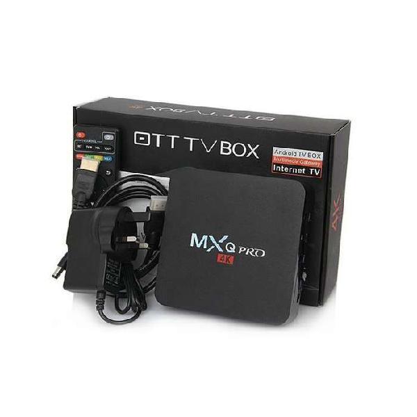 Tv Box Android Smart Tv Mxq Pro 4k