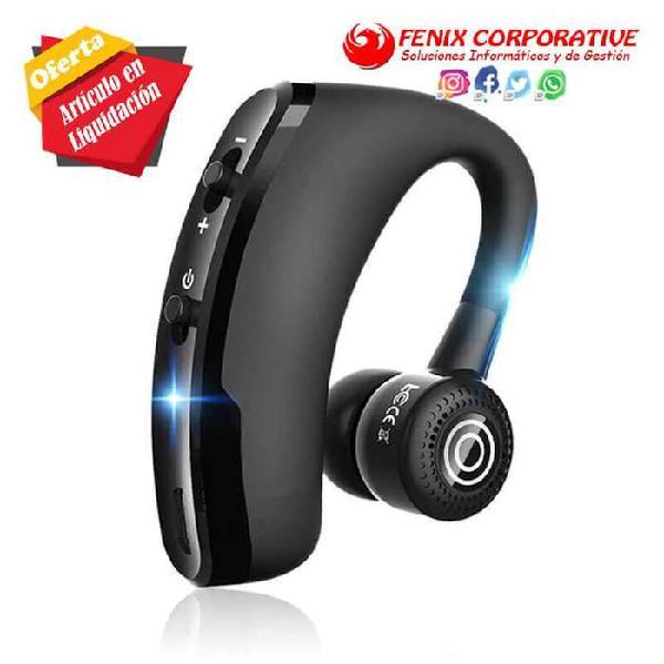 manos libres inalámbrico Bluetooth auriculares de Control