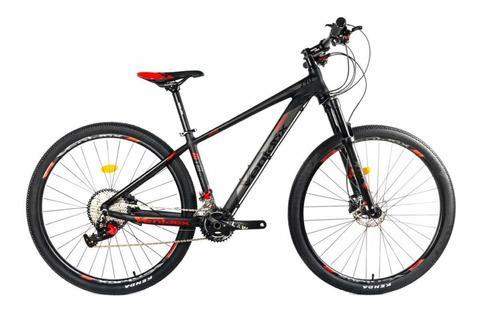 Bicicleta Mtb En Aluminio Rin 29 Suspensión De Aire Napoles