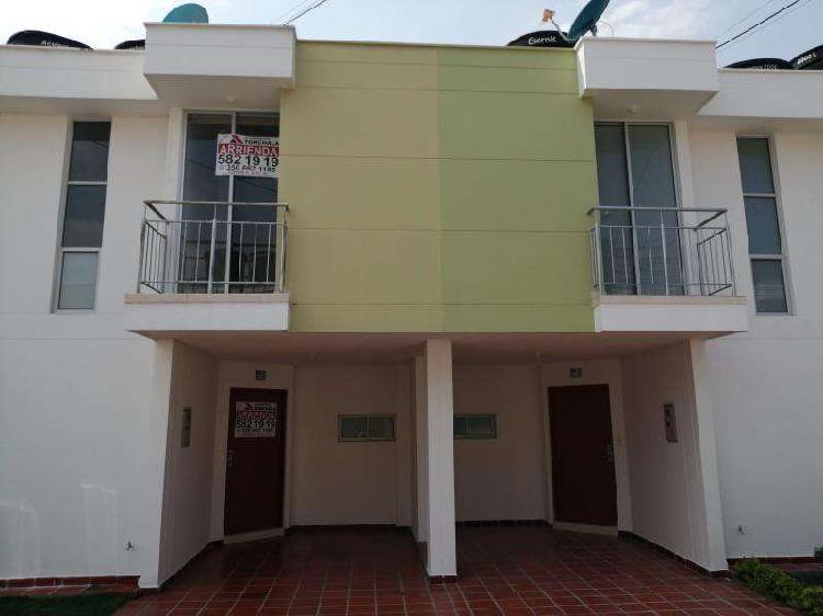 Casa En Arriendo En Cúcuta Villa Del Rosario CodABTON17959