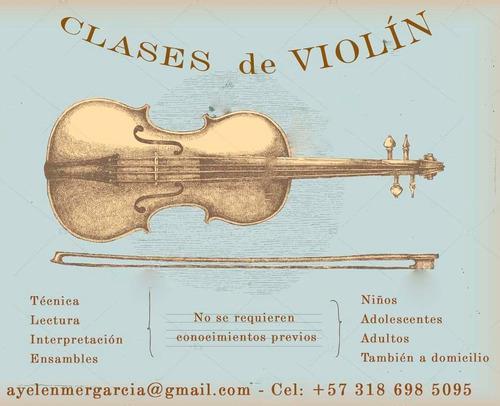 Clases De Violín Online - Consulta Promos De Cuarentena