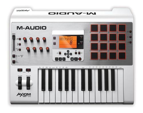 Controlador M Audio Axiom Air 25 Usado