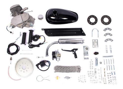 Kit Motor Bicicleta 2 Tiempos 80cc Nueva Generación